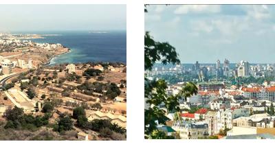 Un souffle de l'étranger… du Sénégal à l'Ukraine.
